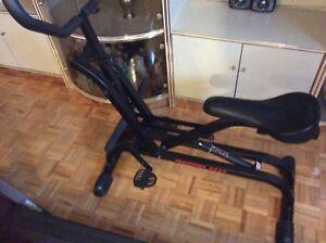 Exercise elliptique  machine