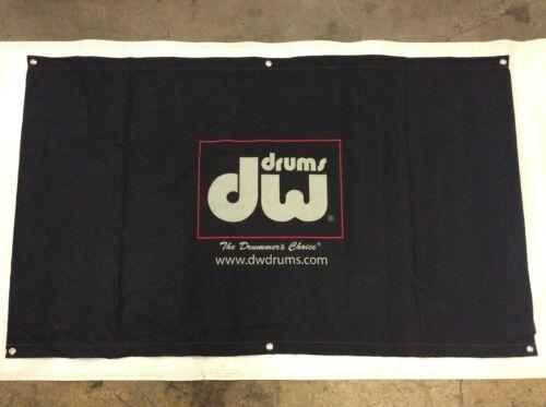 Drum Workshop DW Drum Shop Dealer Banner