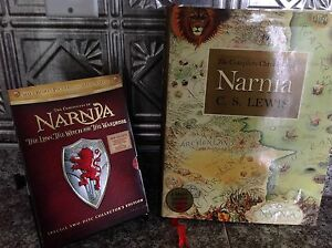 Complete Chronicles of Narnia The Lion, The Witch, The Wardrobe