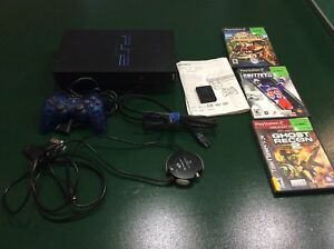 PlayStation 2 With Games and more