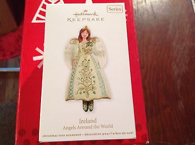 2011 Hallmark IRELAND #1 in Angels Around the World Series Keepsake Ornament
