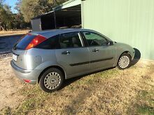 2004 Ford Focus 1800 5 door manual Furnissdale Murray Area Preview