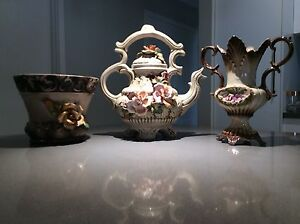 Vintage retro Capodimonte, Bassano collection Duncraig Joondalup Area Preview