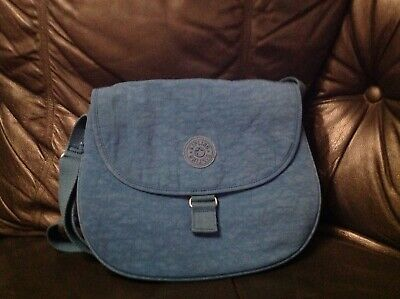 Ladies Kipling Handbag Blue