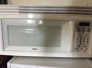 1000w Quick Touch Microwave