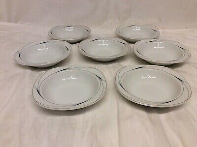 CAVIAR by Mikasa berry bowls (7)
