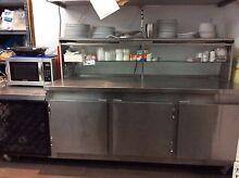 Commercial freezer  with salad bar Brisbane Region Preview