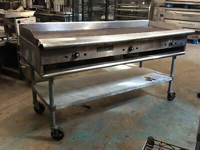 72 American Range Heavy Duty Thermostatic Griddle