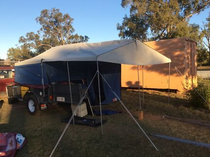 MDC Extreme Explorer Camper Trailer & Camping Equipment Gilston Gold Coast West Preview