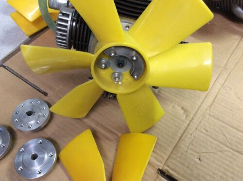 Cng C-6 Compressor Cooling Fan W/Hub