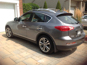 Infiniti QX50 2015 (Reprise de location)