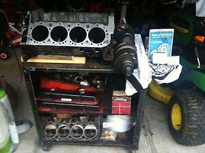 350 chev engine North Tivoli Ipswich City Preview