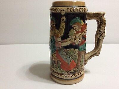 Ceramic Beer Stein By KMP