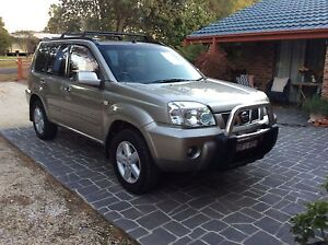2004 Nissan TI X-Trail Buxton Wollondilly Area Preview
