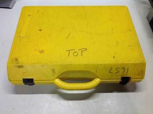Kroy K5100 Label & Shrink Tube Printer w/ Supply Cartridge