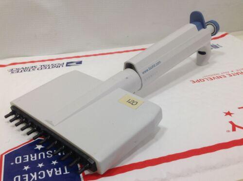 Biohit ProLine 0.5-10 ul 12 channel Multichannel pipette pipettor #120