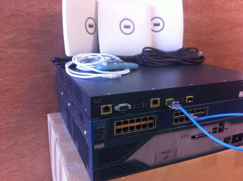 Cisco  CCNA CCNP WIRELESS LAB KIT WLC 5508