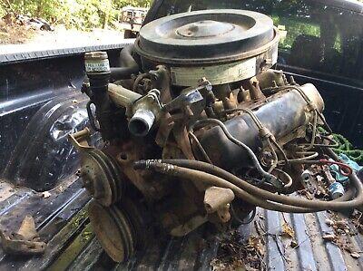 6.2 Chevy diesel engine