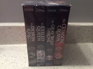 Seven Realms complete book series