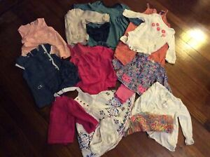 Lot of baby girl spring/summer clothes, sized 6-12 months C