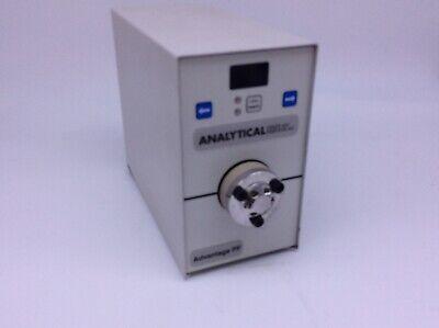 Waters Rheodyne Model Ev700-100 Six Port Switching Valve Selector