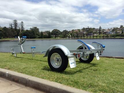 Tinny12 Galvanised Boat Trailer Suits Aluminium Boats up to 4m Kiama Kiama Area Preview