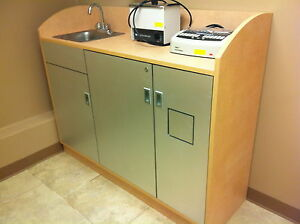 Cabinet with bar sink Windsor Region Ontario image 1