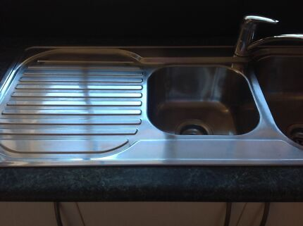 Kitchen Dink and Mixer Tap Wurtulla Maroochydore Area Preview