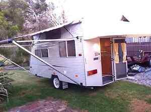 Coromal compac 402 caravan Sunshine West Brimbank Area Preview