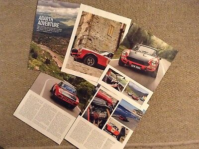 ABARTH 124 Spider 1972 - Classic Test Article