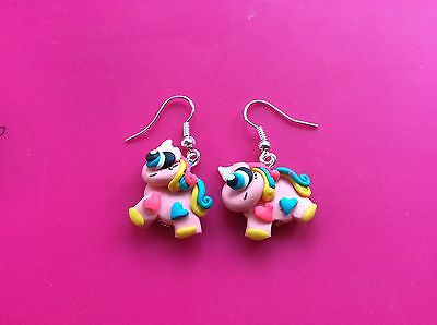 Earrings Unicorn Handmade Cute Birthday Party Gift Ideas party bag  - Unicorn Party Ideas