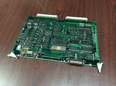 Mazak Mitsubishi PC Board, # BN624A236H06 FX01B, Rev. N, USED, WARRANTY