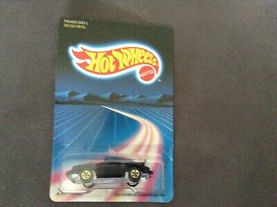 1986 HOT WHEELS PORSCHE P-911 TURBO  UNPUNCHED