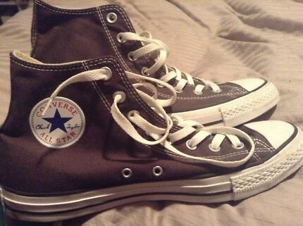 Wanted: Converse high tops (brown)