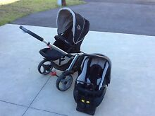 STEELCRAFT STROLLER AND CAPSULE Millfield Cessnock Area Preview