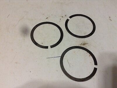 526897 - 3 Used Shims For A New Idea 5209 5406 5407 5408 5409 5410 Mowers