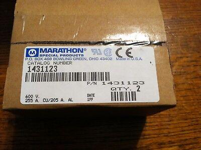 1 New Marathon 1431123 Power Distribution Block