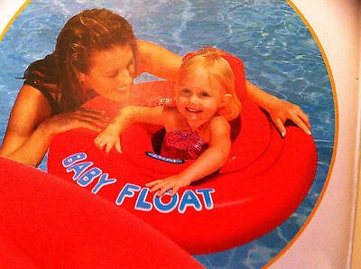 Baby Sicherheits  Schwimmsitz Schwimmring Deluxe Intex 56588 EU  Baby Float