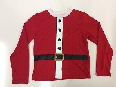 Family PJS Kid's Sleepwear Top-pants set-Red-Kid's(10-12)