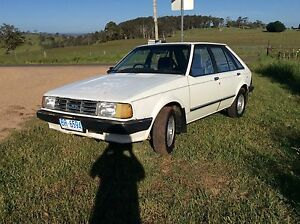 1984 ford laser Deloraine Meander Valley Preview