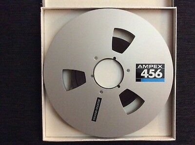 "Ampex Grand Master 456 12.5/"" Empty Reel Assorted Brand Name Reels"
