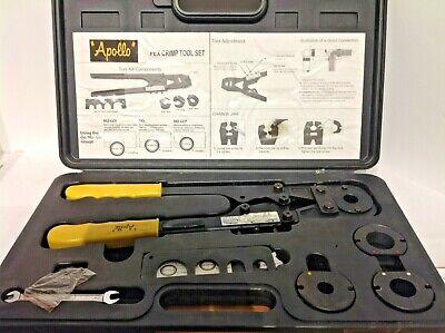 Apollo Pex Multi-head Crimp Tool Kit 38 12 34 -1