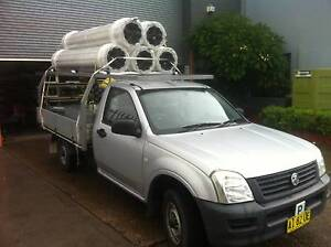 Ute Ladder Rack, Flat top, Soiled rack Muswellbrook Area Preview