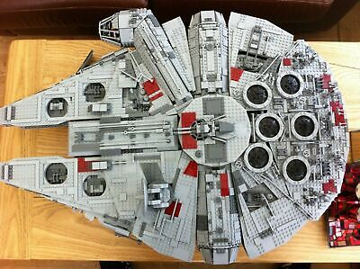 LEGO UCS Millennium Falcon (10179) 100% Complete with Manual