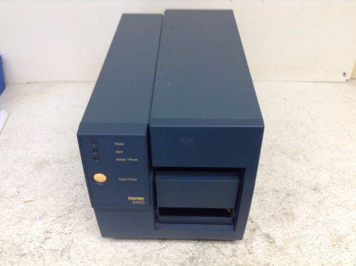 Intermec 3400 120 VAC Thermal Label Printer