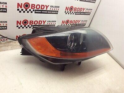 2003 2004 2005 BMW Z4 Right Passenger Headlight HID OEM w Amber Turn Lens