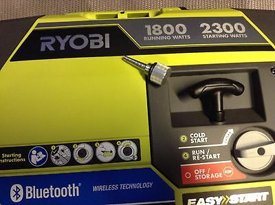 Ryobi Ryi2300bta Inverter Generator Magnetic Oil Level Dip Stick