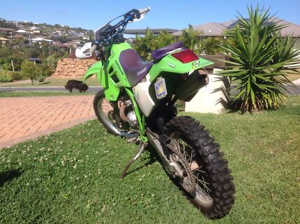 KAWASAKI KDX200 Pacific Pines Gold Coast City Preview