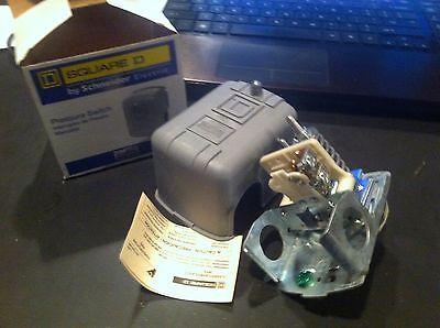 NEW SQUARE D Pumptrol 9013FRG19J23 PRESSURE SWITCH 9013FRG19 Ser A 115/230 volt