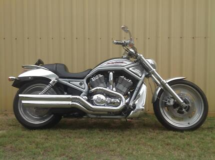 Harley Davidson V-Rod Anniversary Edition Bedford Bayswater Area Preview